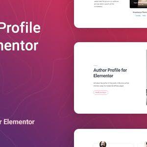 Avatar 1.0.2 – Author Box for Elementor