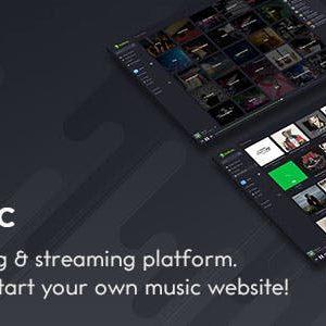 BeMusic 2.4.8 – Music Streaming Engine
