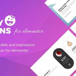 Happy Elementor Addons Pro 1.19.2