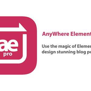 AnyWhere Elementor Pro 2.18.2